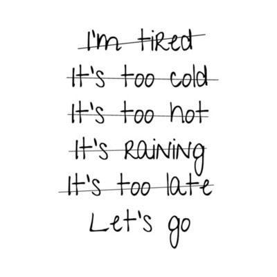 Motivatie, soms is het ver te zoeken