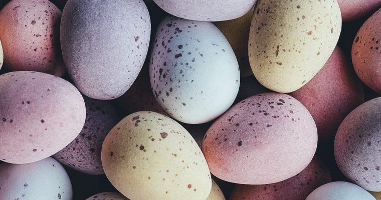 Gezond eten na Pasen